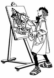 Art Group Painter